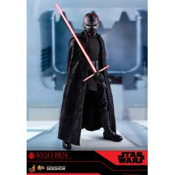 Kylo Ren Star Wars Ascenso de Skywalker Hot Toys Comprar