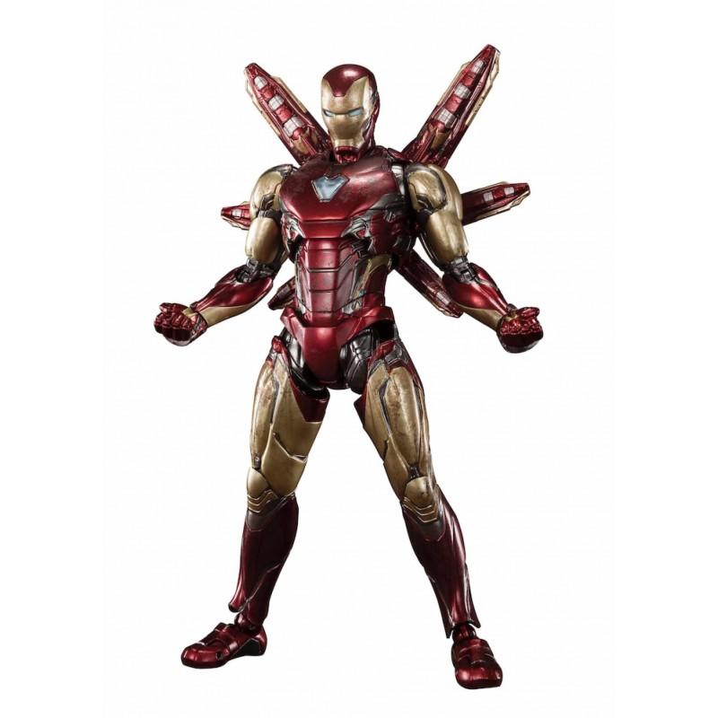Figura Iron Man Vengadores Endgame SH Figuarts Bandai