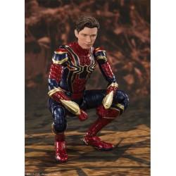 Figura Spiderman Vengadores Endgame SH Figuarts Bandai