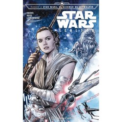 Star Wars. Lealtad (Cómic Episodio IX)