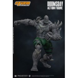 Figura Doomsday Injustice: Gods Among Us. Storm Collectibles