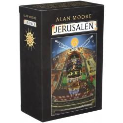 Libro Jerusalen Alan Moore de Planeta