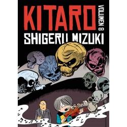 Kitaro 8 Comic Astiberri