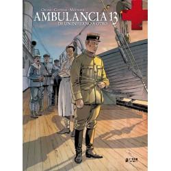 Ambulancia 13. 4. De un Infierno a Otro