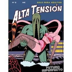 Alta Tensión 2. Futuro Imperfecto Desfiladero Ediciones
