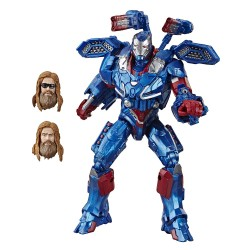 Figura Iron Patriot Marvel Legends