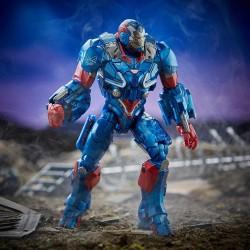 Figura Iron Patriot Marvel Legends