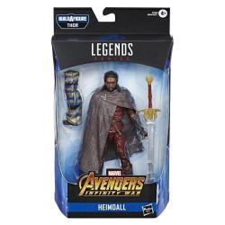 Figura Heimdall Infinity War Marvel Legends