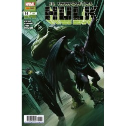 El Inmortal Hulk 14