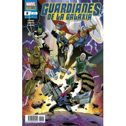 Guardianes de la Galaxia 71 Panini Comics Marvel