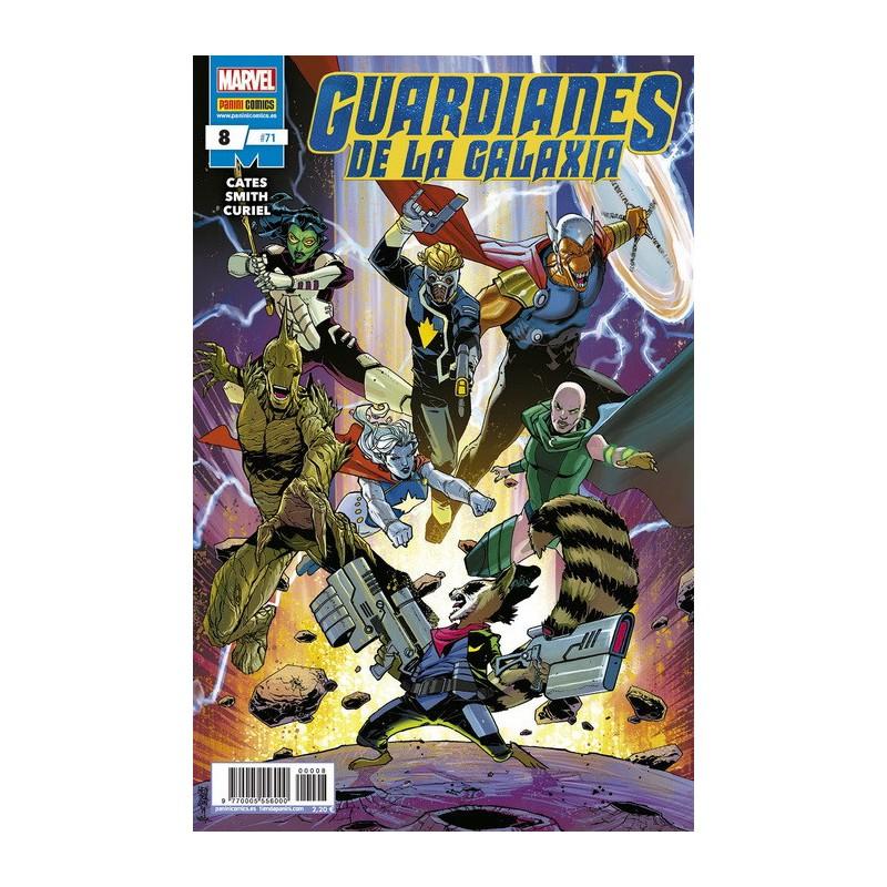 Guardianes de la Galaxia 71 Panini Comics Marvel