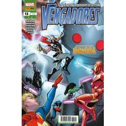 Vengadores 13 Panini Comics Marvel