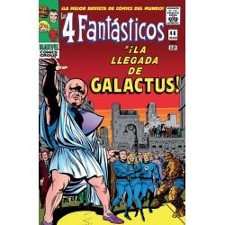 Fantastic Four 48 (Marvel Facsímil)