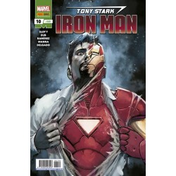 Tony Stark. Iron Man 10 / 109 Panini Comics