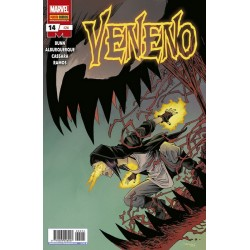 Veneno 24 Panini Comics Marvel
