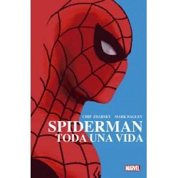 Spiderman. Toda una Vida (100% Marvel HC)