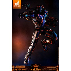 Figura War Machine Neon...