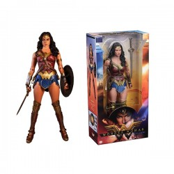 Figura Wonder Woman Película Escala 1/4 Neca