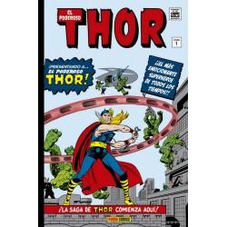 El Poderoso Thor 1 (Marvel Gold)