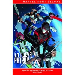 La Patrulla-X de Brian Michael Bendis 6 (Marvel Now! Deluxe)
