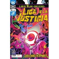 Liga de la Justicia 96 / 18