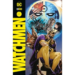 Coleccionable Watchmen 8