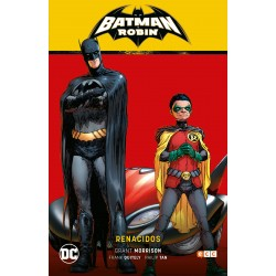 Batman y Robin 1. Renacidos