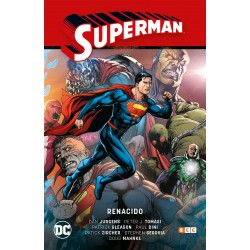 Superman Vol. 4. Renacido