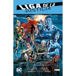Liga de la Justicia 4. Legado