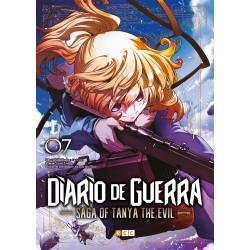 Diario de Guerra. Saga of...