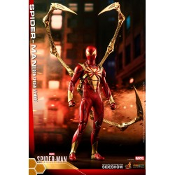 Figura Iron Spider Videojuego Spiderman Hot Toys