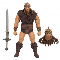 Figura Conan el Bárbaro. Conan Ultimates Wave 1 Super7