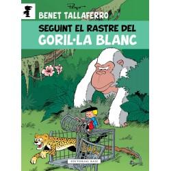 Benet Tallaferro 14. Seguint el Rastre del Goril·la Blanc (Catalán)