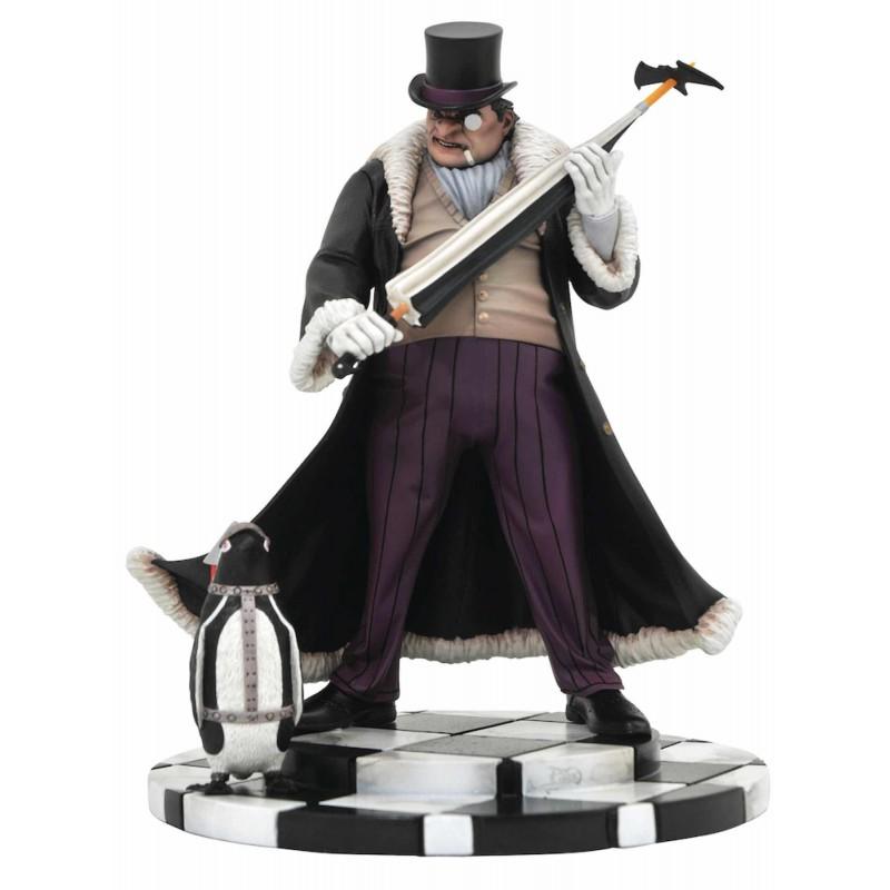 Estatua El Pingüino DC Comic Gallery