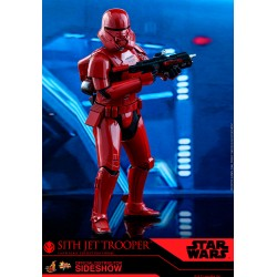 Sith Jet Trooper Hot Toys Star Wars Rise of the Skywalker