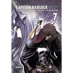 Capitán Harlock. Dimension Voyage 7