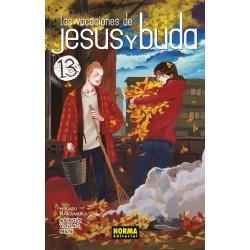 Las Vacaciones de Jesús y Buda 13