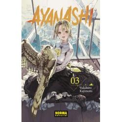 Ayanashi 3