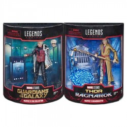 Pack figuras The Collector...