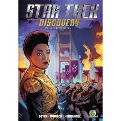 Star Trek Discovery. Sucesión