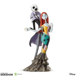 Estatua Jack y Sally...