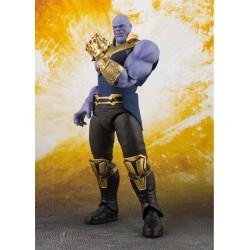 Figura Thanos Vengadores Infinity War SH Figuarts Bandai