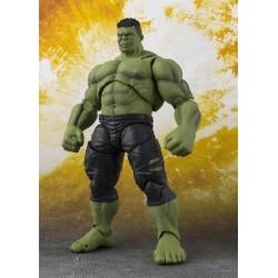 Imagén: Figura Hulk Vengadores Infinity War SH Figuarts Bandai