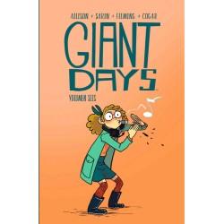 Giant Days 6