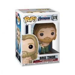 Thor con Pizza Vengadores Engame POP Funko 578 Bro Thor