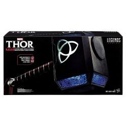 Mjolnir Martillo Thor Réplica Electrónica Marvel Legends