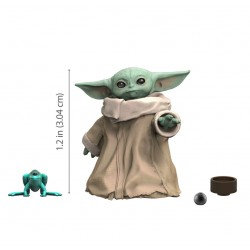 The Child Baby Yoda Figura Black Series Star Wars The Mandalorian