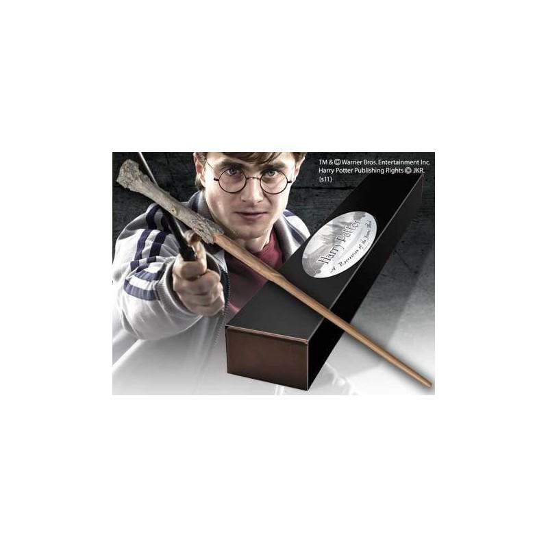 Réplica Varita Harry Potter (Noble Collection)