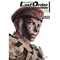 Gunnm Last Order 10