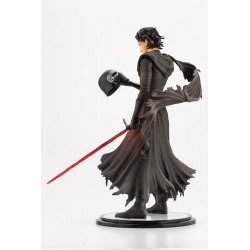 Figura Kylo Ren Star Wars Episodio VII Escala1/7 Artfx+ PVC Kotobukiya